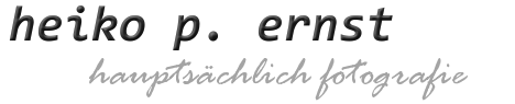 Heiko P. Ernst personal website